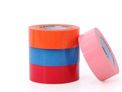 享受生活中的喜悦,彩色封箱胶带给你不一样的色彩体验!
