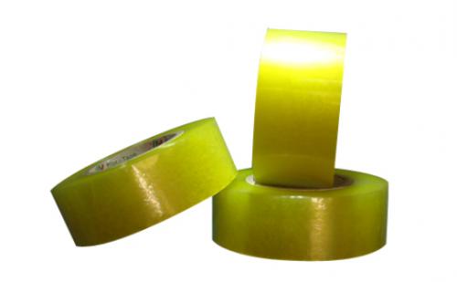 浅析封箱胶带母卷的特性