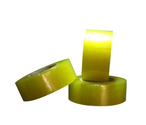 透明封箱胶带的粘性不好 是什么原因
