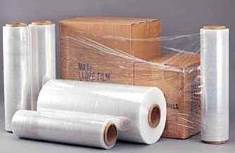 为何在运输途中需要使用包装缠绕膜?