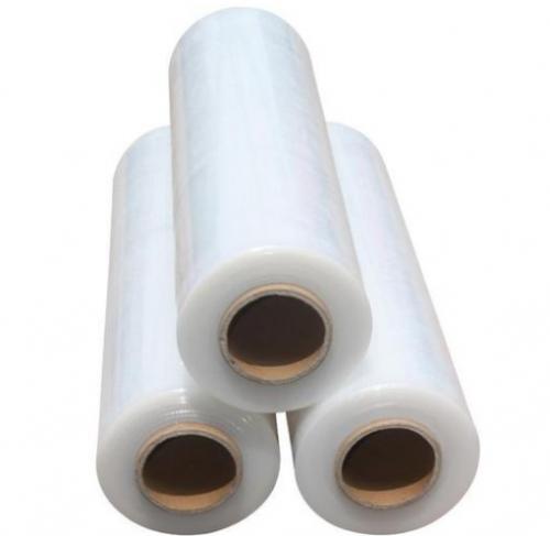 缠绕膜在建筑材料包装中的应用