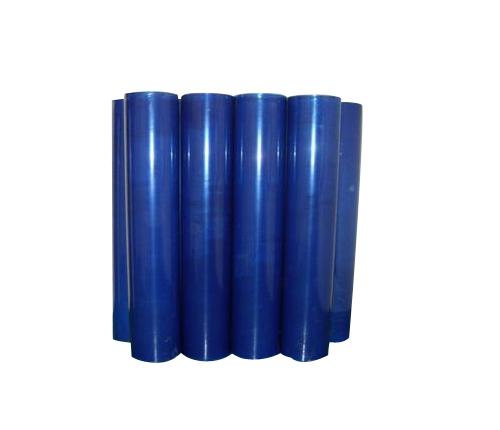 蓝色重庆保护膜