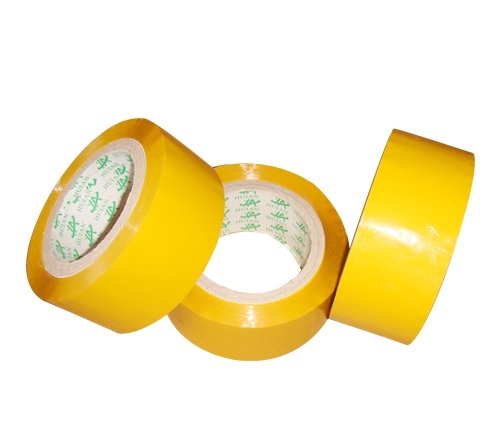 璧山米黄封箱胶带