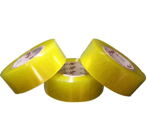 昆明偏黄透明胶带-- 封箱胶带